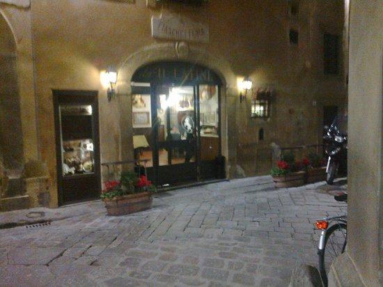 Restaurante Il Latini:                   il latini