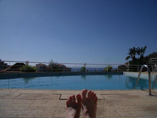 Hotel Escola :                                     piscine