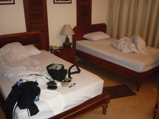 Boutique Cambo Hotel:                   Room