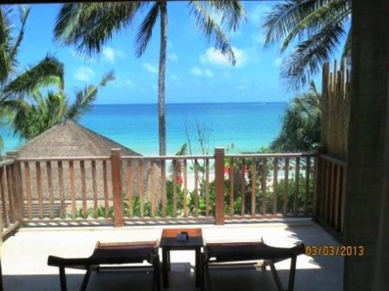 Anantara Rasananda Koh Phangan Villas:                   Aussicht Ocean Pool Suite