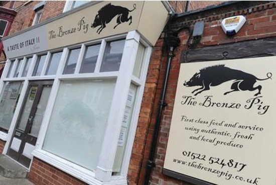 The Bronze Pig - West Parade, Lincoln