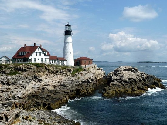 Portland Head Light 사진