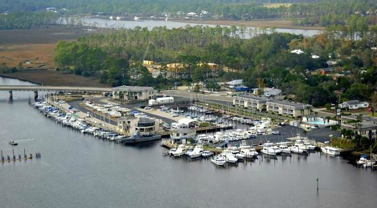 The Moorings at Carrabelle: Moorings