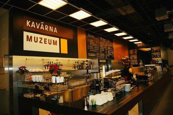 Kavarna Muzeum