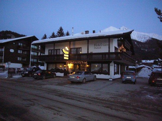 Hotel Garni Dietrich :                   THE GUEST HOUSE