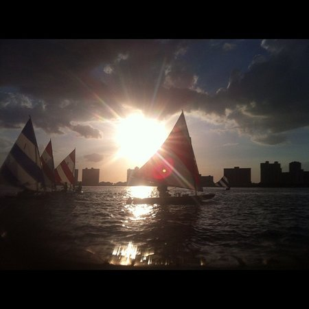 Clearwater Community Sailing Center: Sunfish Sailing