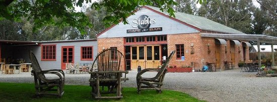 Stables Cafe & Bar