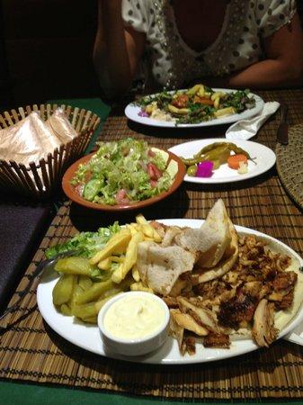 Shawarmji Restaurant