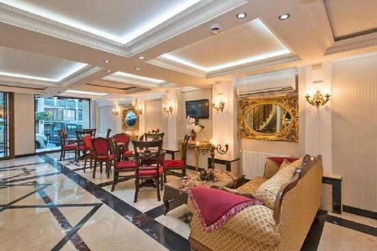 Al Sinno Hotel:                   Hall