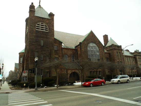 ‪Central United Methodist Church‬