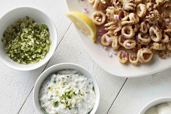 Earl's Restaurant: Calamari