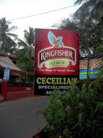 Cecilia's