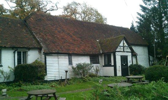 The Barn at Alfold: 16th century barn