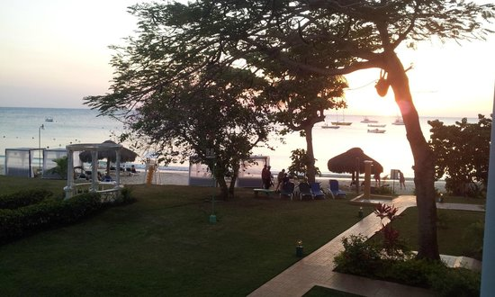 Azul Beach Resort Sensatori Jamaica by Karisma:                   Sunset from Villa 7