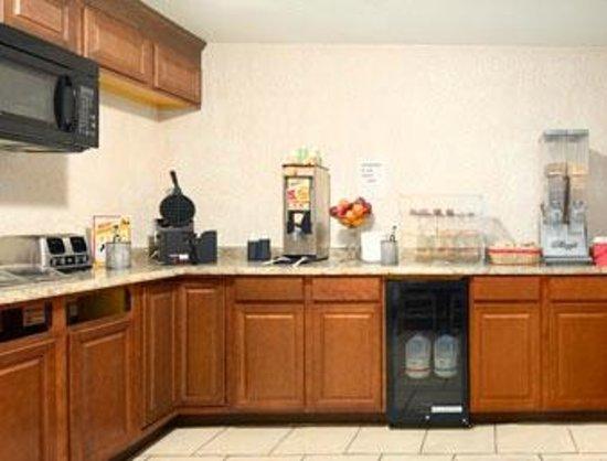 Days Inn Brunswick/St. Simons Area: Breakfast Area