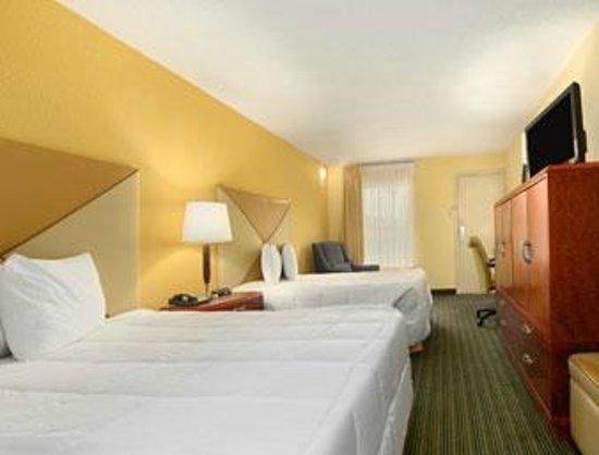 Days Inn Brunswick/St. Simons Area: Double Bed Room