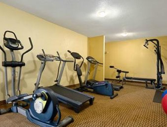 Days Inn Brunswick/St. Simons Area: Fitness Room