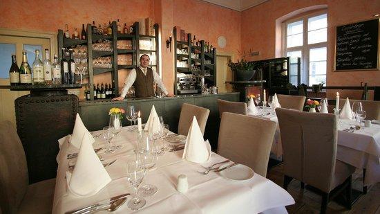 Restaurant-Waage لوحة