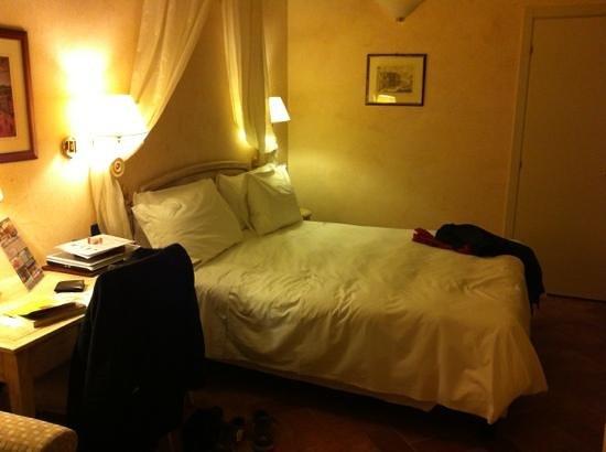 Hotel Davanzati: chambre 302
