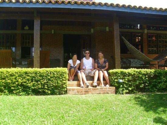 """Hotel Pousada da Lagoa: """"Show de bola"""""""