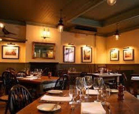 King Edward VII: Restaurant
