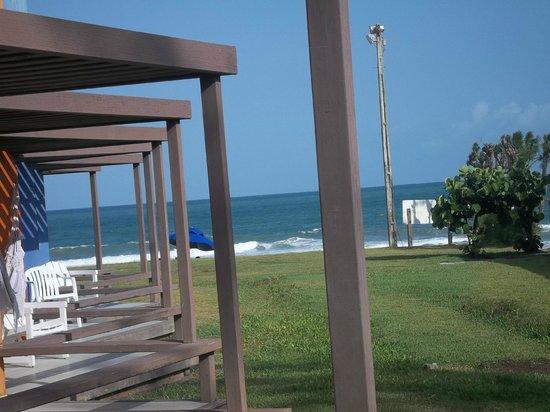 Prodigy Beach Resort Marupiara: area apartamento