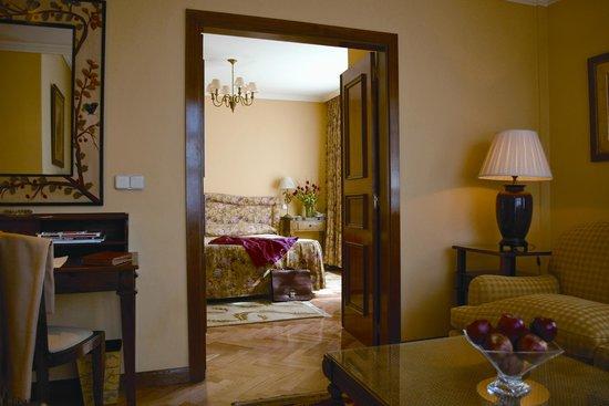 Hotel Quinta De Los Cedros: Habitación