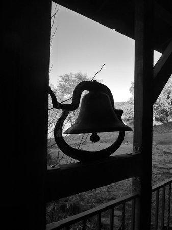 Cherry Creek Lodge:                   Dinner Bell. RING! RING!