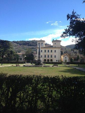 Villa Redenta :                   Parco