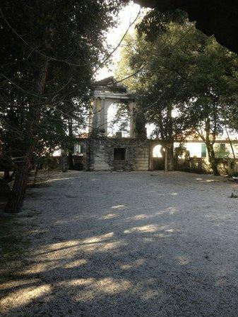 Villa Redenta :                   Parco 2