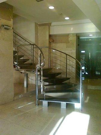 Hotel Gran Legazpi:                   Vestíbulo