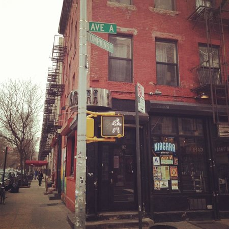 Alphabet City New York Restaurants
