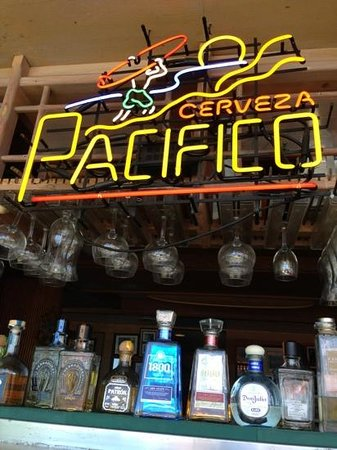 Pancho & Lefty's Cantina:                                     Tequila heaven