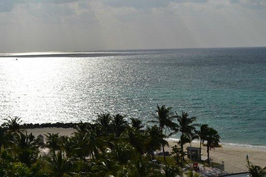 Grand Lucayan, Bahamas:                   Room view