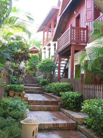 Mekong Riverview Hotel: ambiance d'éélgance
