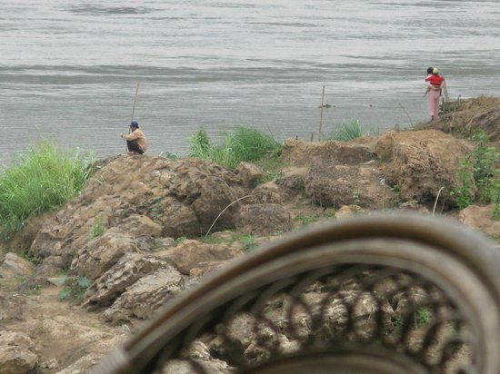 Mekong Riverview Hotel: un siège au paardis
