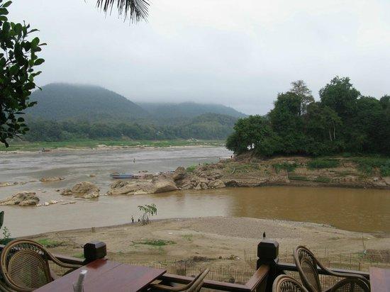 Mekong Riverview Hotel: le mekong
