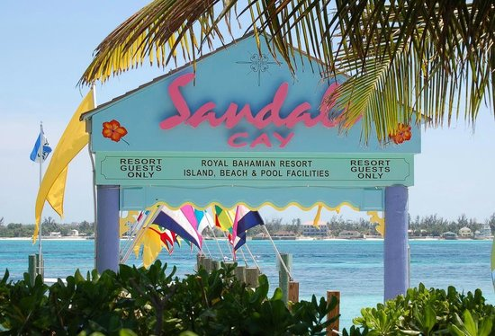 Sandals Royal Bahamian Spa Resort & Offshore Island:                   Island