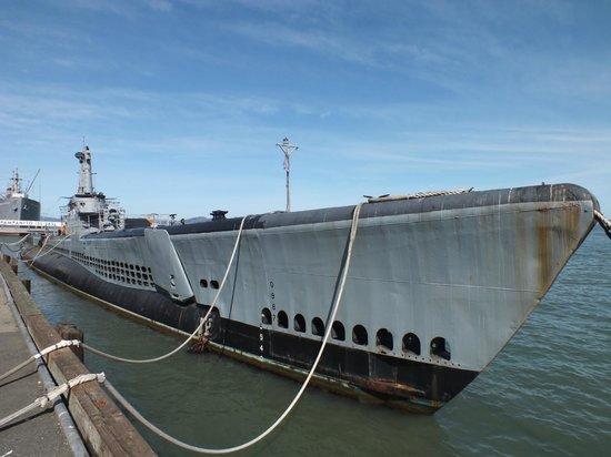 USS Pampanito 사진