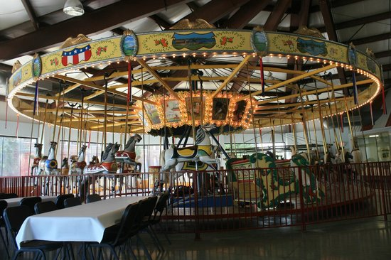 C W  Parker Carousel Museum (Leavenworth) - 2019 All You