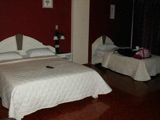 Hotel Castilla : cuarto