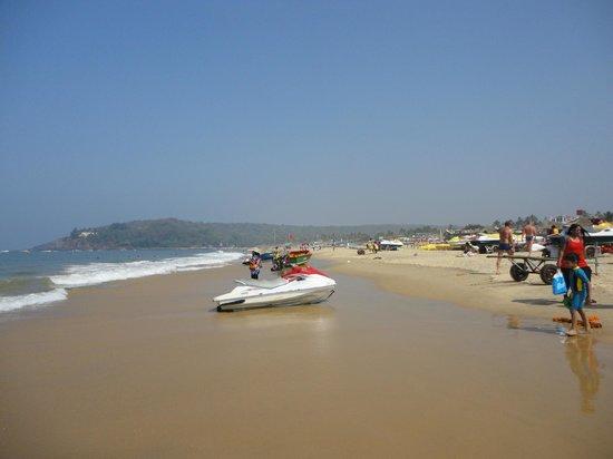 Nazri Resort Hotel:                                     baga beach