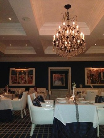 The Grill Room:                   beautiful room :)