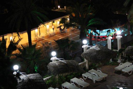 Flamingo Hotel: restuarant