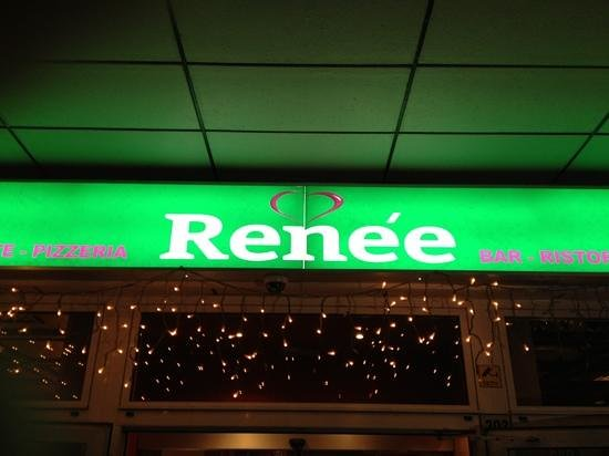 Renee Centamore:                                     ristorante Renée