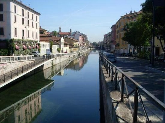 Residence & Hotel  Aramis Milan Downtown: Navigli Canal - outside