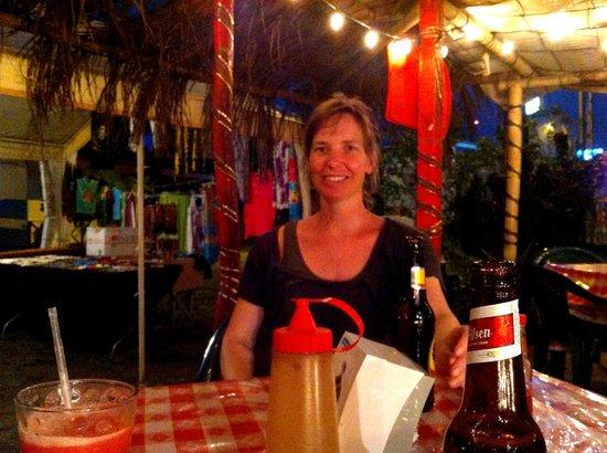 Soda Mima:                   Festival atmosphere