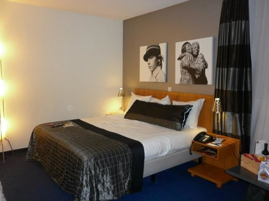 Inntel Hotels Amsterdam Centre:                   Double Room