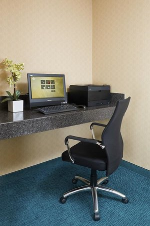 Residence Inn Dallas Lewisville : 24 hour Business Center