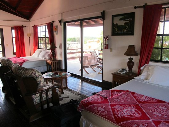 Martha's Guesthouse:                   First lady suite